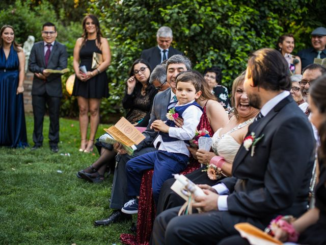 El matrimonio de Félix y Liz en Graneros, Cachapoal 46