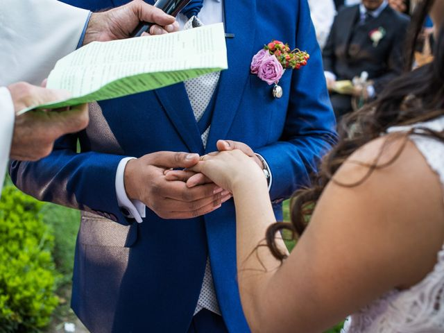El matrimonio de Félix y Liz en Graneros, Cachapoal 47