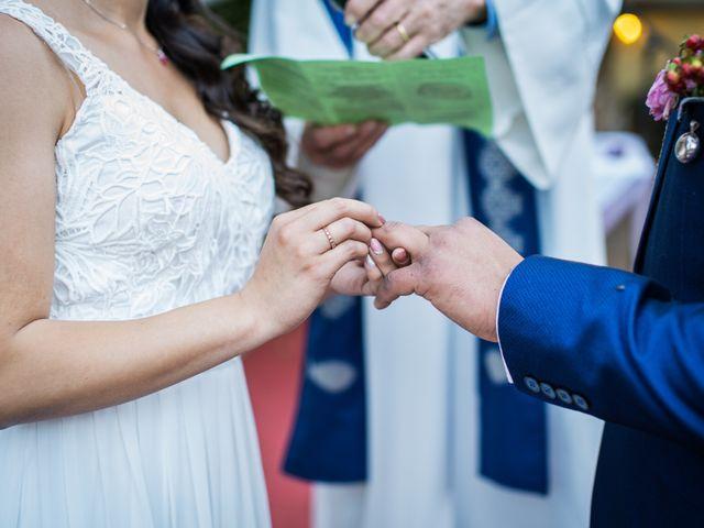El matrimonio de Félix y Liz en Graneros, Cachapoal 48