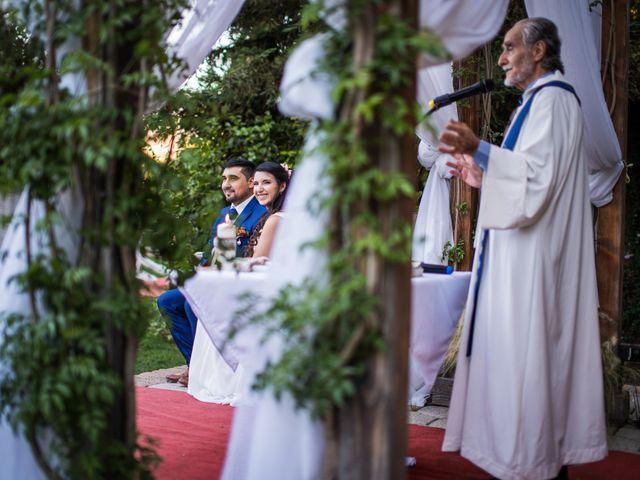 El matrimonio de Félix y Liz en Graneros, Cachapoal 53