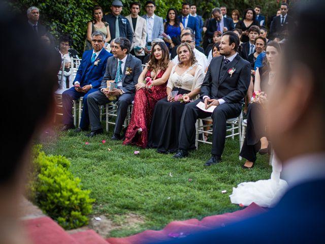 El matrimonio de Félix y Liz en Graneros, Cachapoal 54