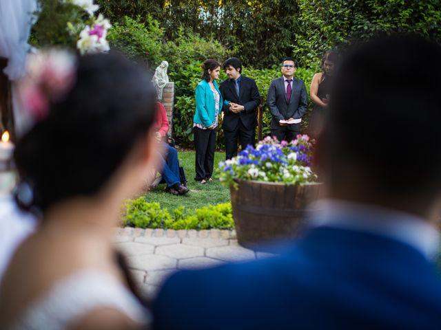 El matrimonio de Félix y Liz en Graneros, Cachapoal 55
