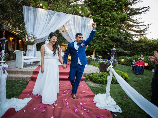 El matrimonio de Félix y Liz en Graneros, Cachapoal 58