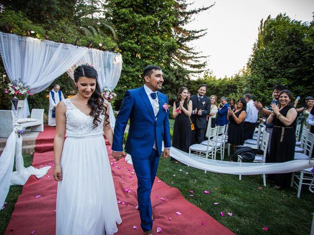 El matrimonio de Félix y Liz en Graneros, Cachapoal 59