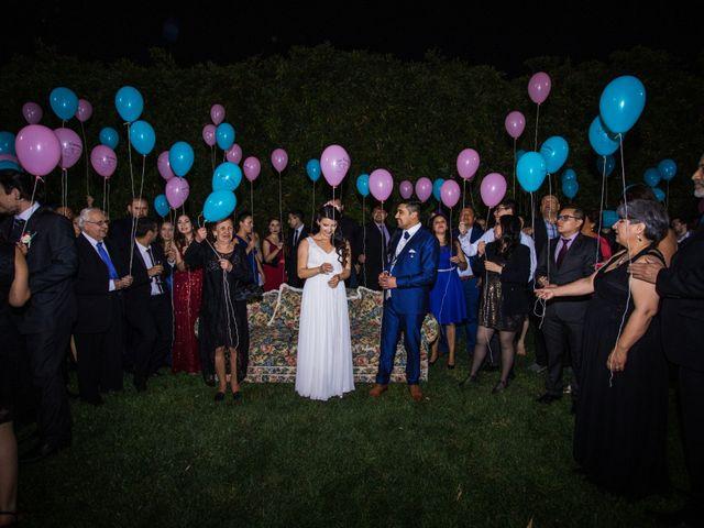 El matrimonio de Félix y Liz en Graneros, Cachapoal 60