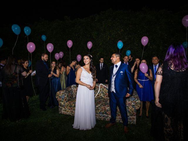 El matrimonio de Félix y Liz en Graneros, Cachapoal 61