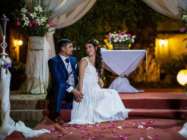 El matrimonio de Félix y Liz en Graneros, Cachapoal 67