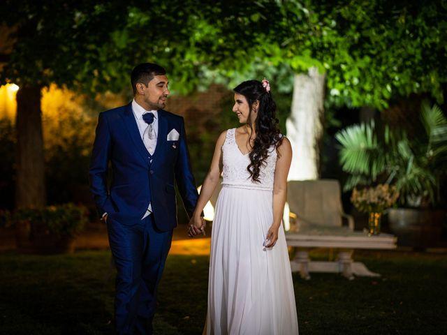 El matrimonio de Félix y Liz en Graneros, Cachapoal 69
