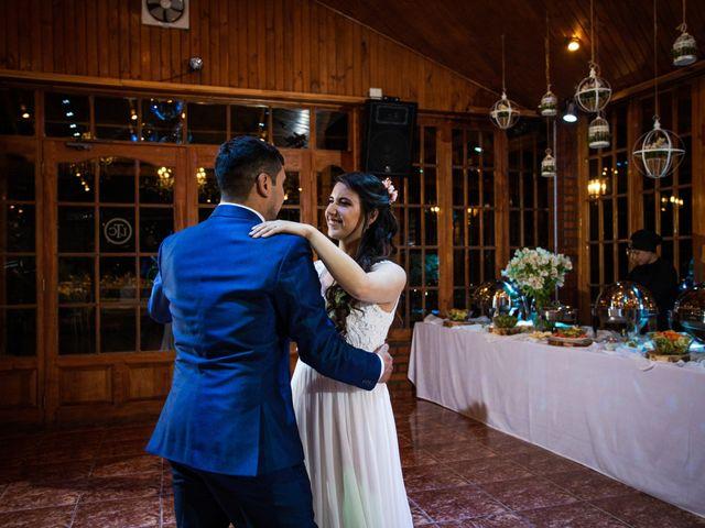 El matrimonio de Félix y Liz en Graneros, Cachapoal 71