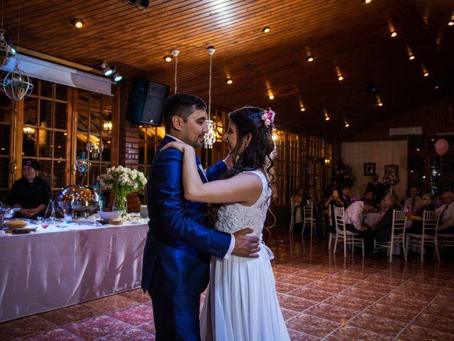 El matrimonio de Félix y Liz en Graneros, Cachapoal 72