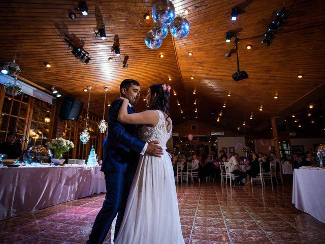 El matrimonio de Félix y Liz en Graneros, Cachapoal 73