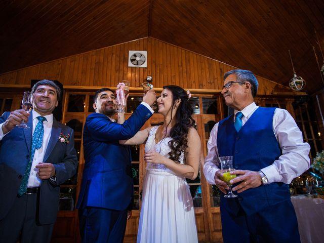 El matrimonio de Félix y Liz en Graneros, Cachapoal 75