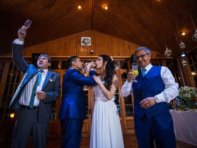 El matrimonio de Félix y Liz en Graneros, Cachapoal 76