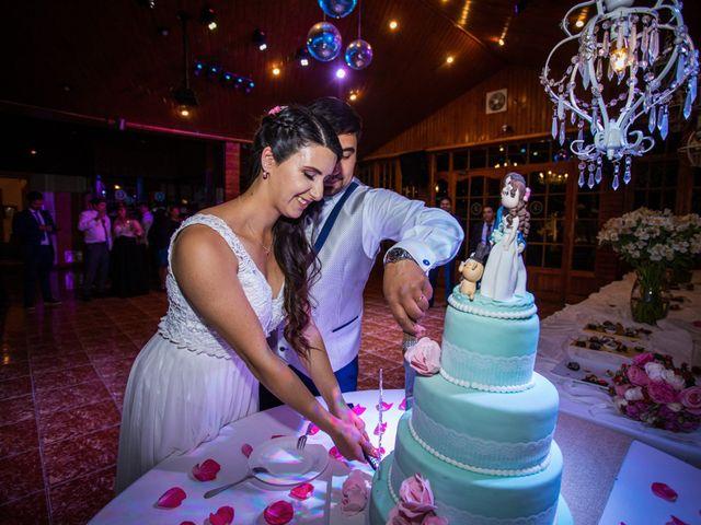 El matrimonio de Félix y Liz en Graneros, Cachapoal 92