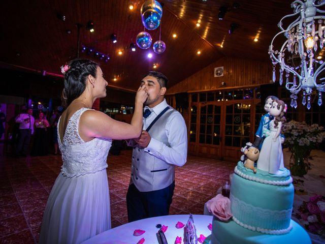 El matrimonio de Félix y Liz en Graneros, Cachapoal 93