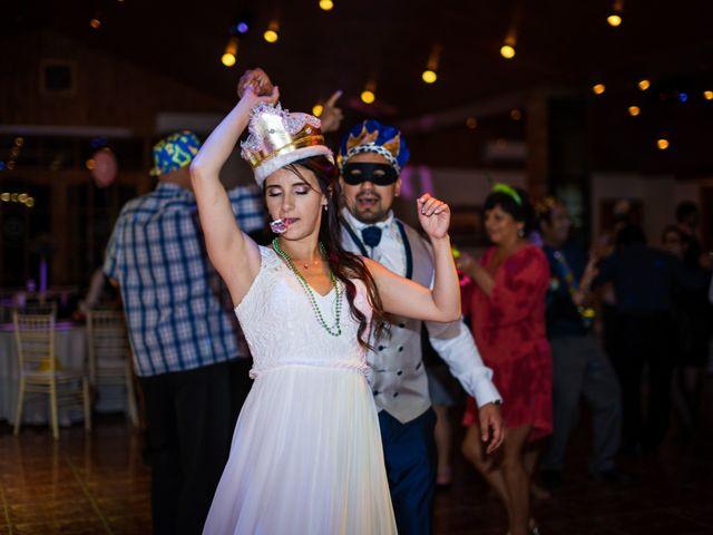 El matrimonio de Félix y Liz en Graneros, Cachapoal 95