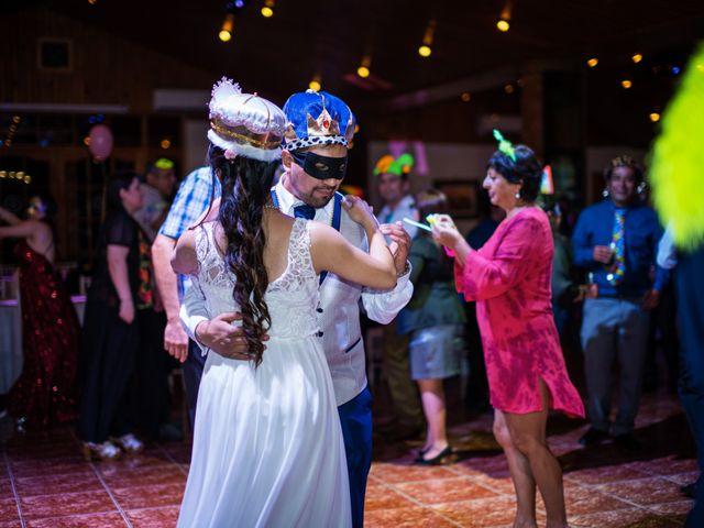 El matrimonio de Félix y Liz en Graneros, Cachapoal 96