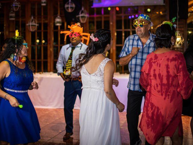 El matrimonio de Félix y Liz en Graneros, Cachapoal 98