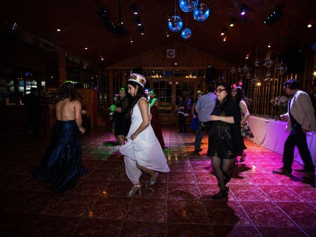 El matrimonio de Félix y Liz en Graneros, Cachapoal 99