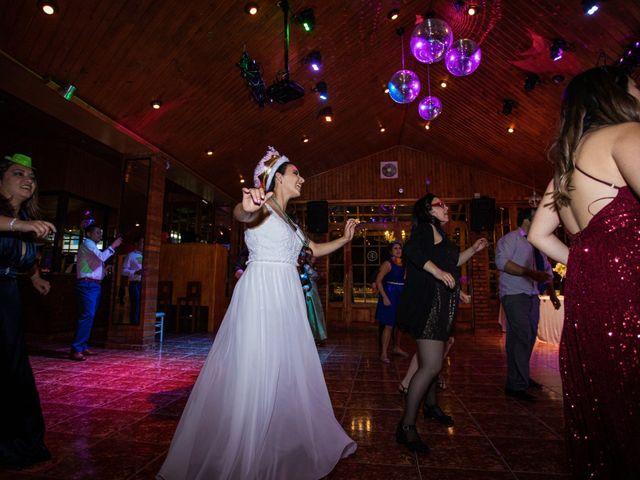 El matrimonio de Félix y Liz en Graneros, Cachapoal 100