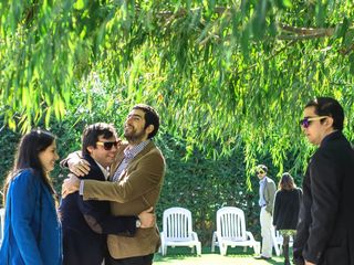 El matrimonio de Nicole y Alejandro 2