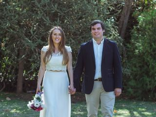 El matrimonio de Nicole y Alejandro