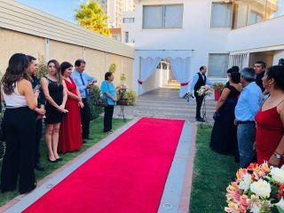 El matrimonio de Ricardo  y Eneida  2