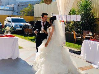 El matrimonio de Ricardo  y Eneida