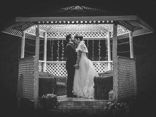 El matrimonio de Almendra  y José  1