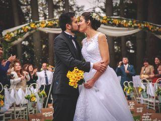 El matrimonio de Almendra  y José