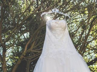 El matrimonio de Paulina y Diego 1