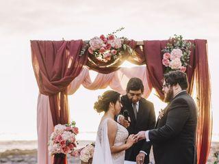 El matrimonio de Mitzie  y Juan  3