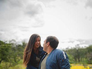 El matrimonio de Camila y Luis 2