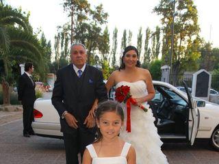 El matrimonio de Mariela y Cristian 1