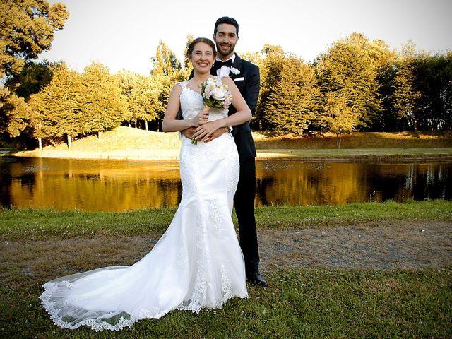 El matrimonio de Pilar y Eduardo
