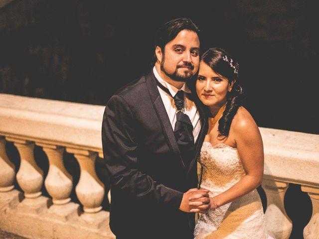 El matrimonio de Paulina y Diego