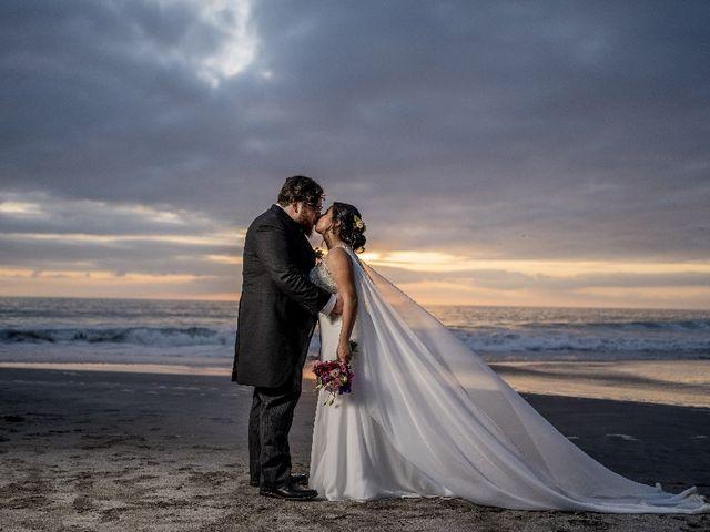 El matrimonio de Mitzie  y Juan