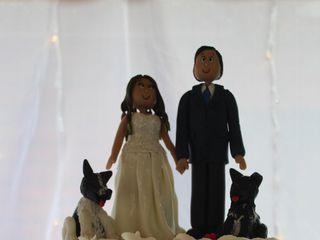 El matrimonio de Valeska y Elizardo 3