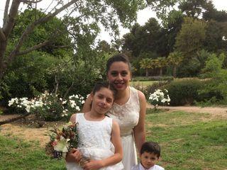 El matrimonio de Carolina y Jhonattan 3