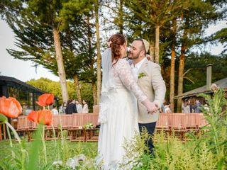 El matrimonio de Michelle y Anibal 3