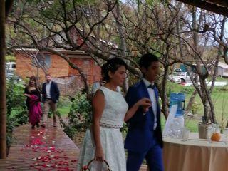 El matrimonio de Camila y Pavel 1