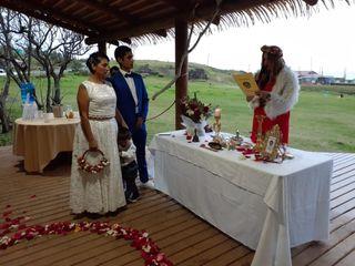 El matrimonio de Camila y Pavel
