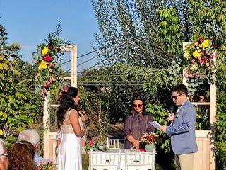 El matrimonio de Nicole y Rodrigo  3