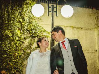 El matrimonio de Yoselyn y David