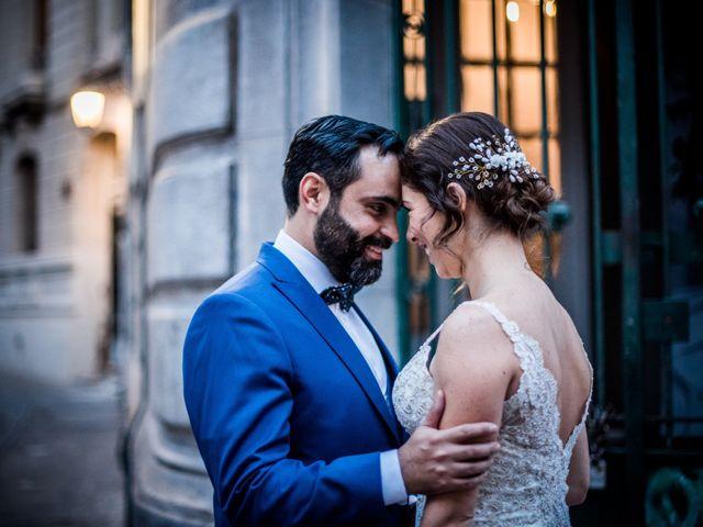 El matrimonio de Eduardo y Claudia en Santiago, Santiago 1