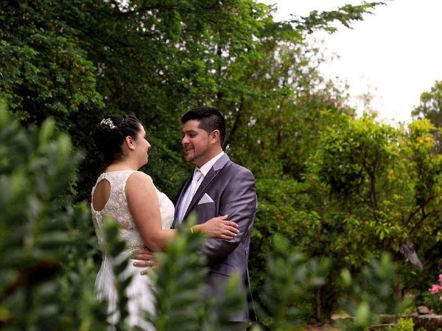 El matrimonio de Carolina y Jhonattan
