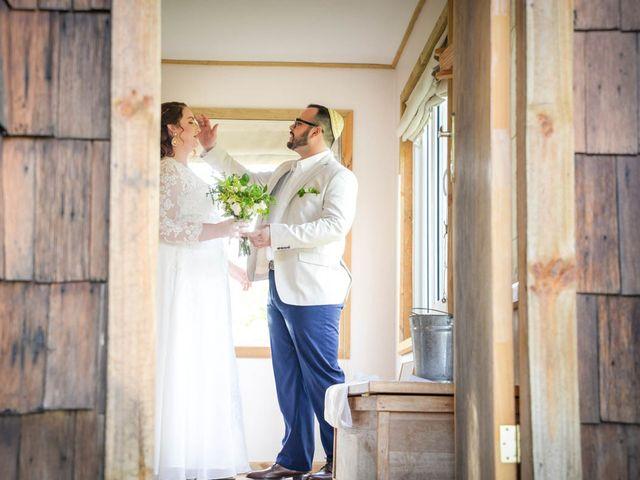 El matrimonio de Anibal y Michelle en Puerto Varas, Llanquihue 19