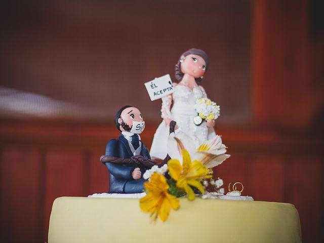 El matrimonio de David y Fabiola en Copiapó, Copiapó 19