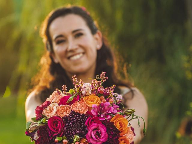 El matrimonio de Rodrigo  y Nicole en Curicó, Curicó 1