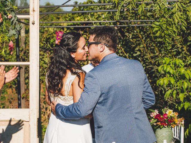El matrimonio de Nicole y Rodrigo